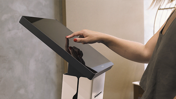 Ticket Dispenser - Paper Ticket