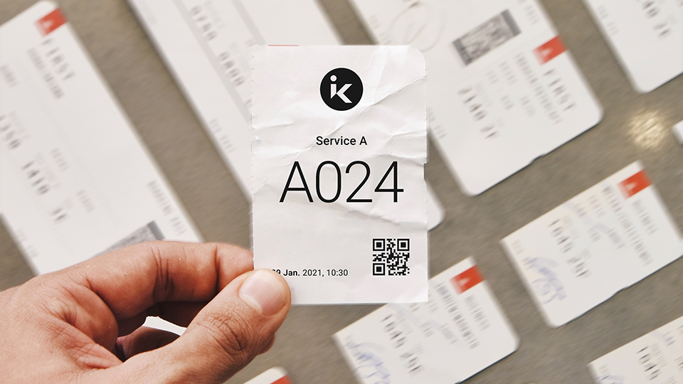 Moviik Paper Tickets a solution that works for more traditional stores